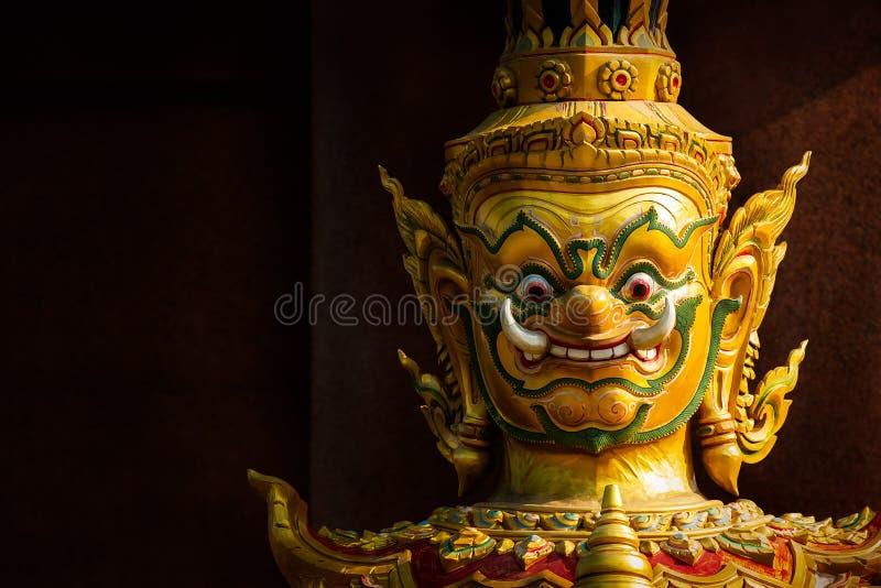 Est?tua gigante tailandesa fotos de stock royalty free
