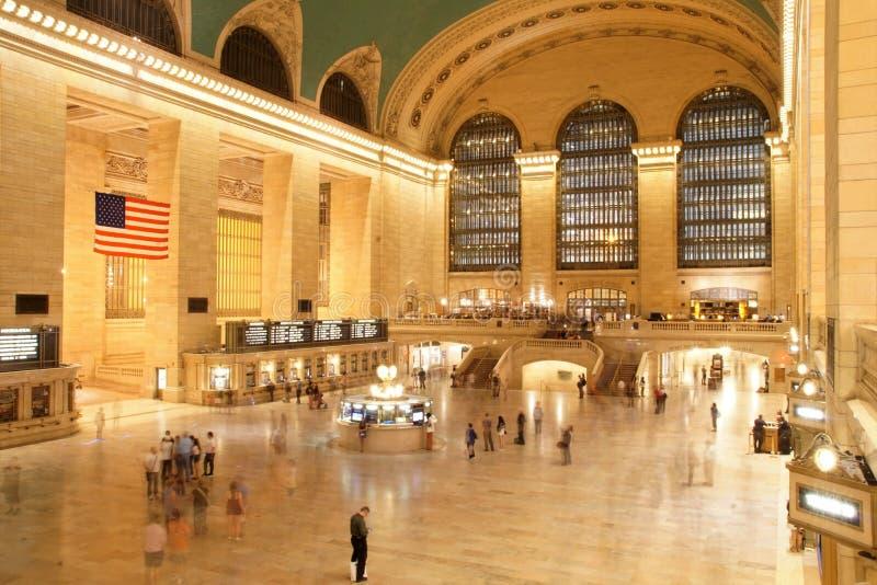 Estação central grande imagem de stock royalty free