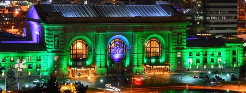Estação da união de Kansas City imagem de stock royalty free