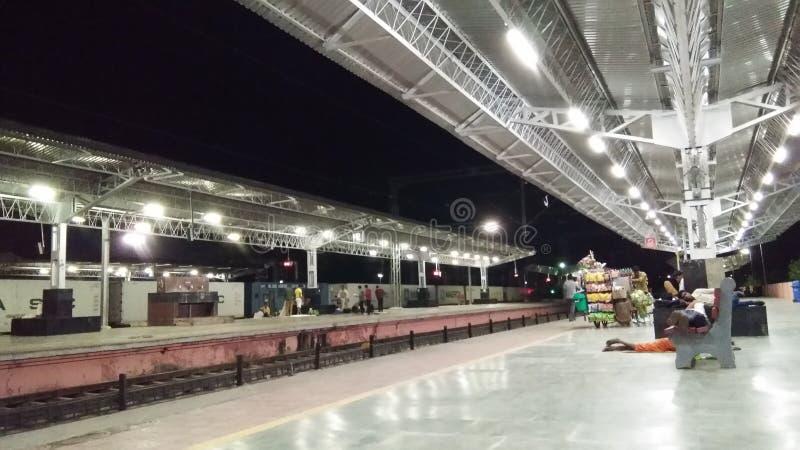 Estação de Allahabad fotografia de stock royalty free