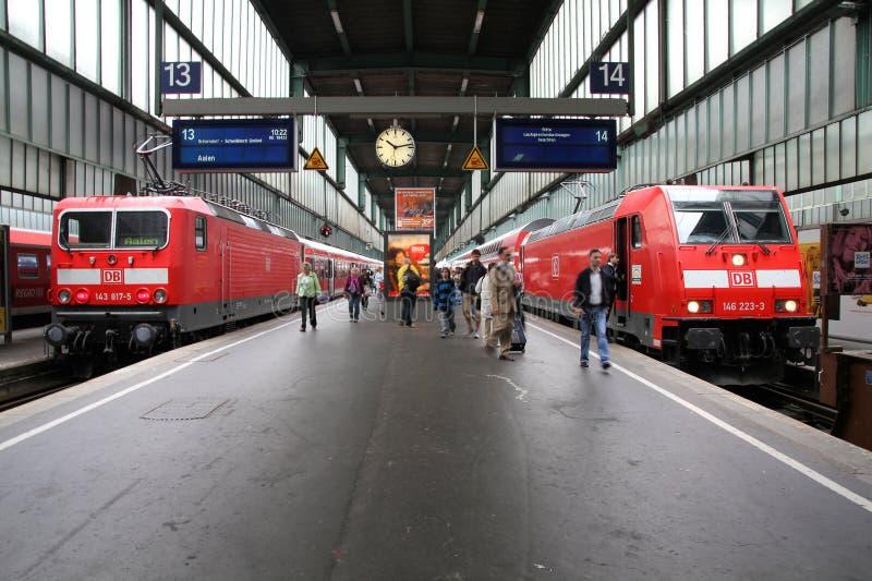 Estação de caminhos-de-ferro