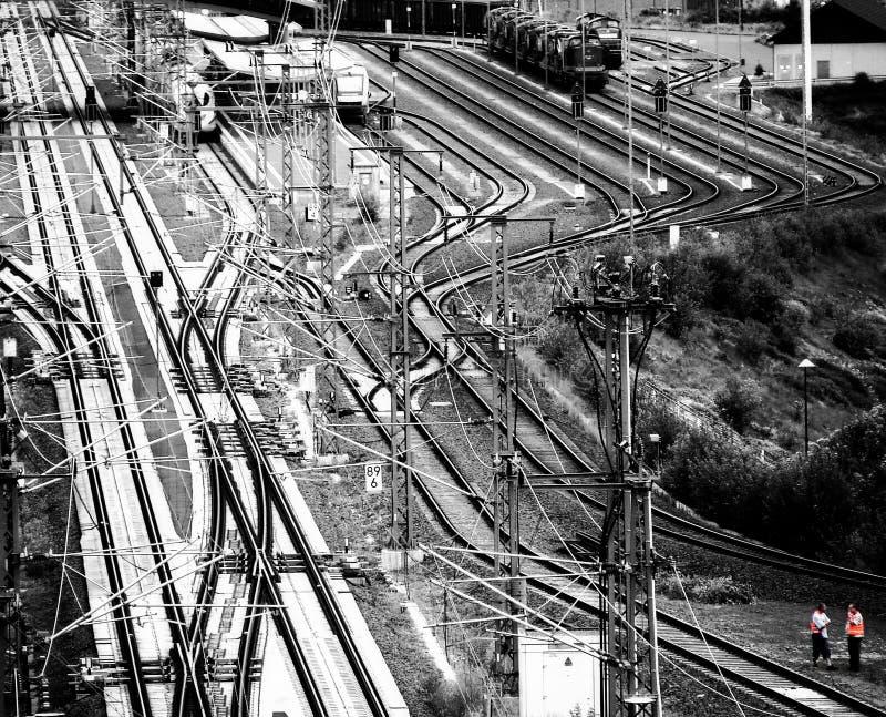 Download Estação de comboio foto de stock. Imagem de potência, transporte - 200552