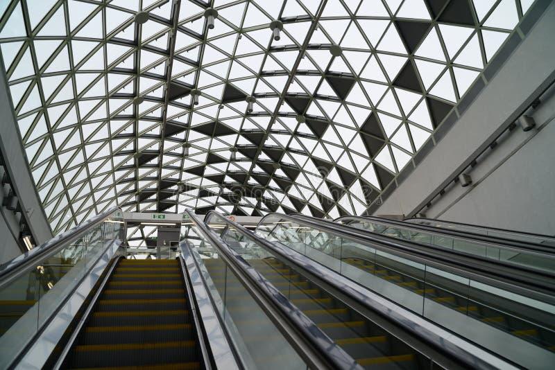 Estação de metro Budapest imagem de stock