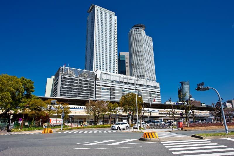 Estação de Nagoya imagem de stock royalty free
