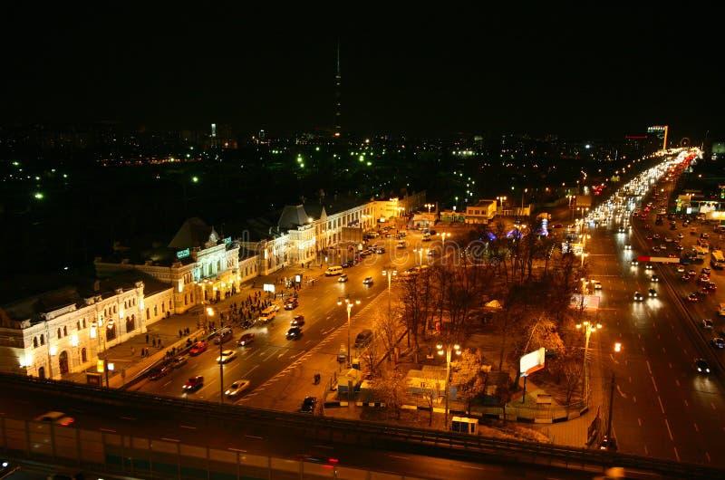 Estação de Riga fotografia de stock royalty free