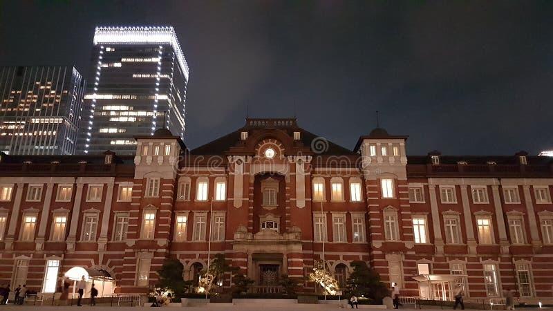 Estação japão do Tóquio foto de stock royalty free