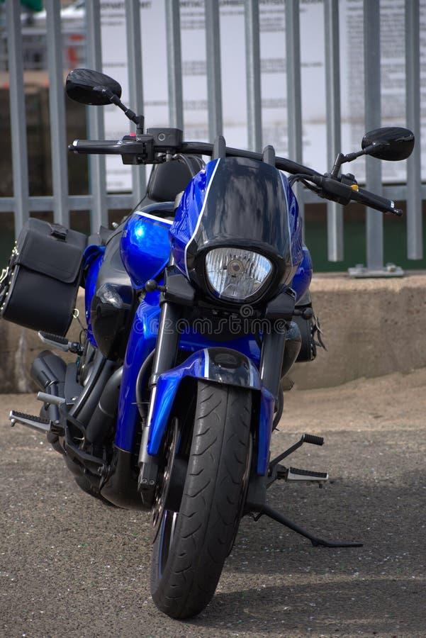 Esta moto es una belleza fotografía de archivo