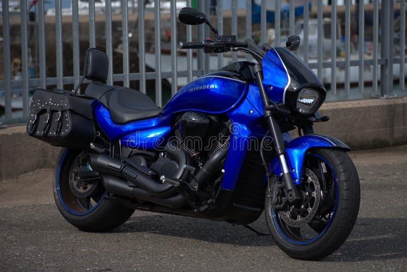 Esta moto es una belleza imagen de archivo