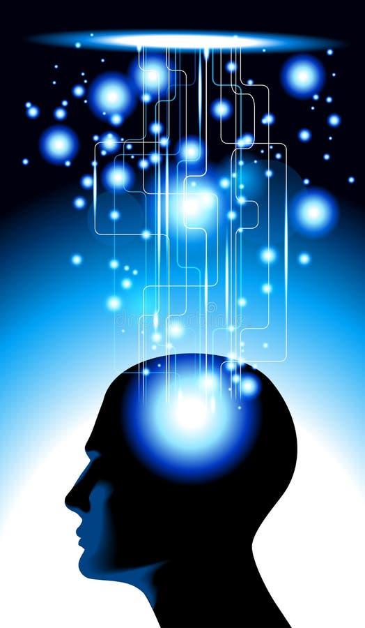 Establecimiento de una red humano libre illustration