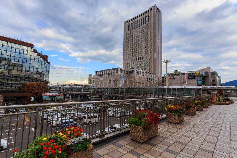 Estación de Kokura fotografía de archivo