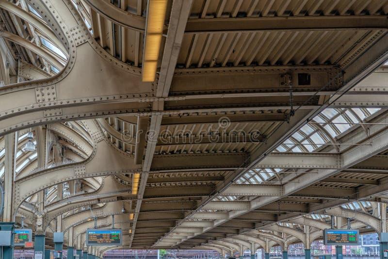 Estación de la calle de PHILADELPHIA, los E.E.U.U. trigésimos imagenes de archivo