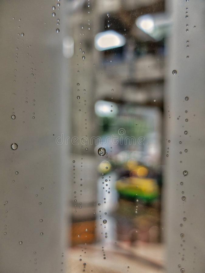 Estación de lluvias imagenes de archivo