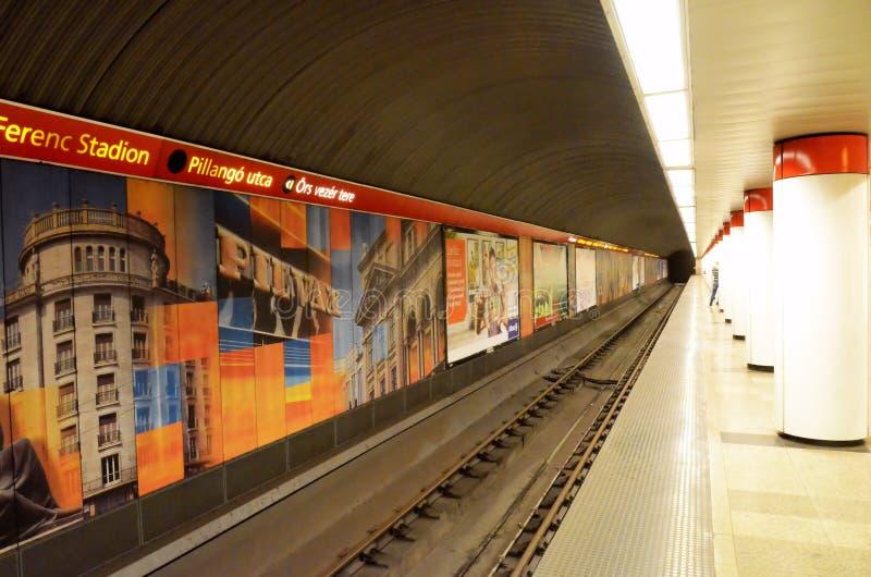Download Estación de metro imagen editorial. Imagen de ciudad - 64200695