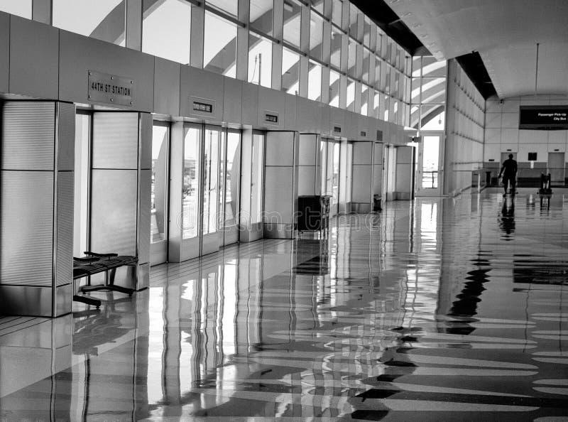 Estación de Phoenix Skyway imagen de archivo libre de regalías