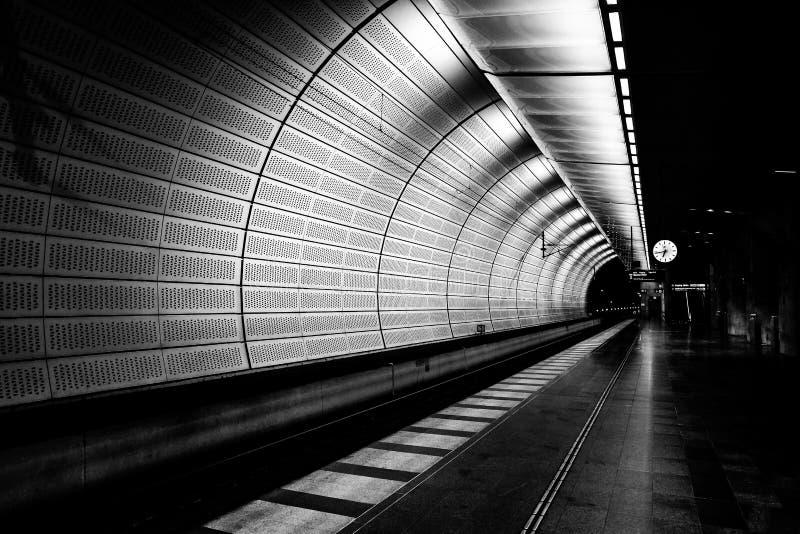 Estación de tren imagen de archivo libre de regalías