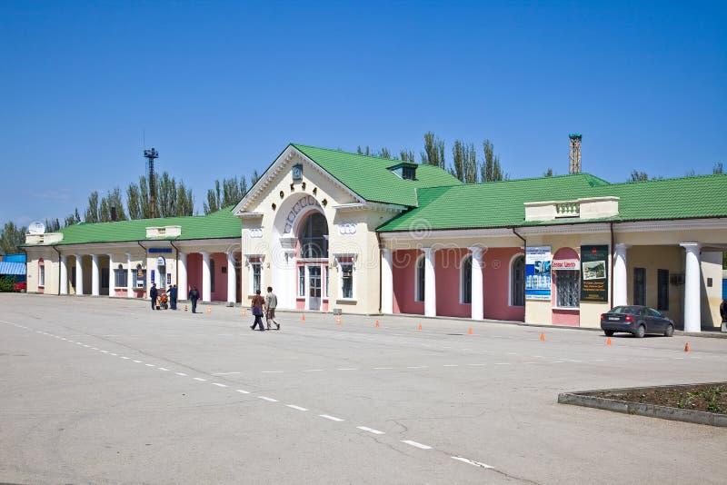 Download Estación de tren Feodosia imagen de archivo editorial. Imagen de visión - 44852519