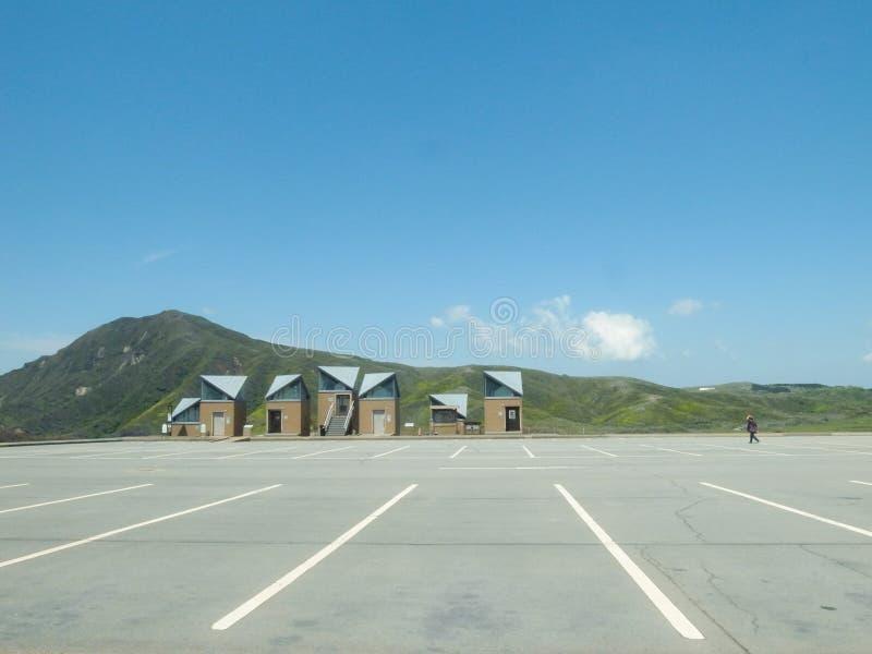 Estación del ferrocarril aéreo de Aso imágenes de archivo libres de regalías