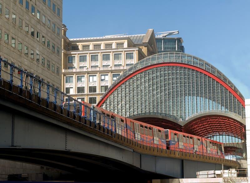 Estación del metro foto de archivo