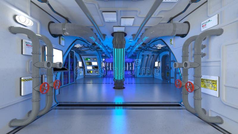 Estación espacial fotografía de archivo libre de regalías