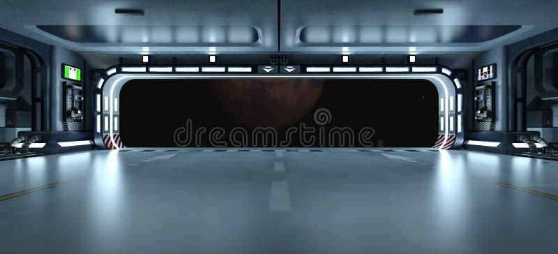 Estación espacial imagen de archivo libre de regalías