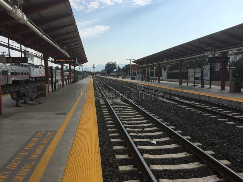 Estación San Jose Diridon foto de archivo libre de regalías