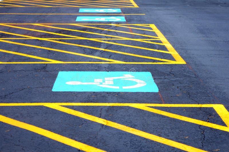 estacionamiento fotografía de archivo libre de regalías