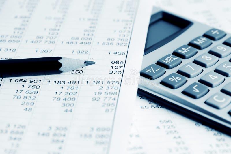 Estadísticas. foto de archivo libre de regalías