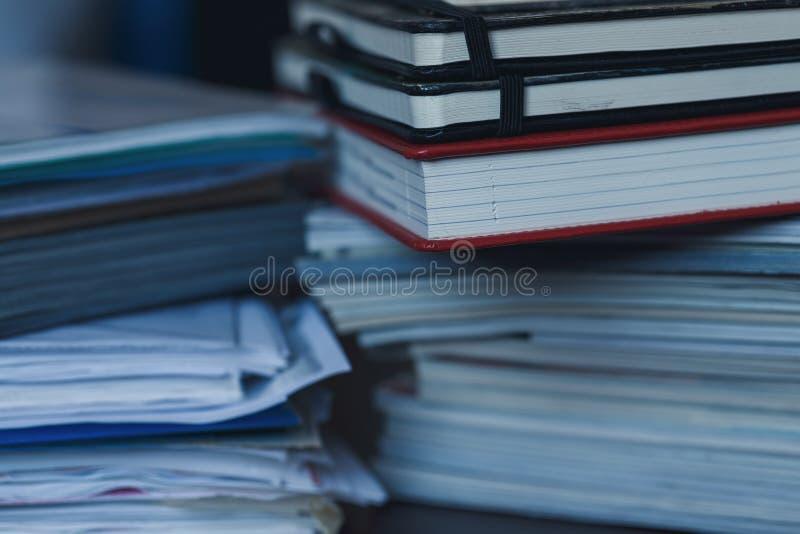 Estadísticas e impuestos fotografía de archivo libre de regalías