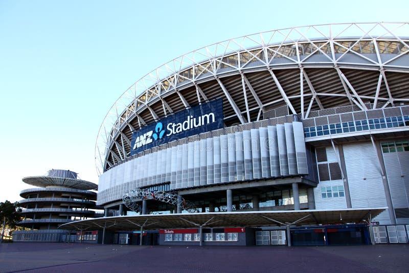 Estadio Australia fotos de archivo libres de regalías