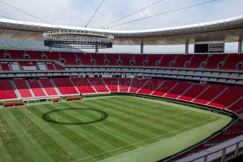 Estadio Chivas photos stock