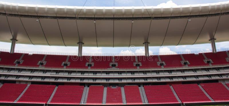 Estadio Chivas photographie stock
