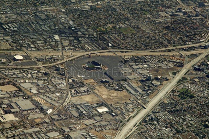 Estadio de béisbol fotografía de archivo libre de regalías