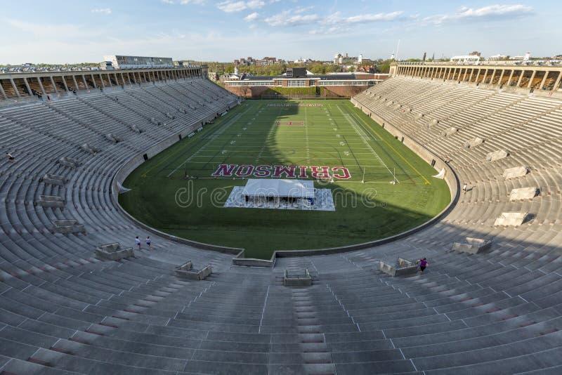 Estadio de fútbol americano foto de archivo libre de regalías