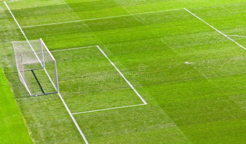 Estadio de fútbol en Barcelona, España imagen de archivo libre de regalías