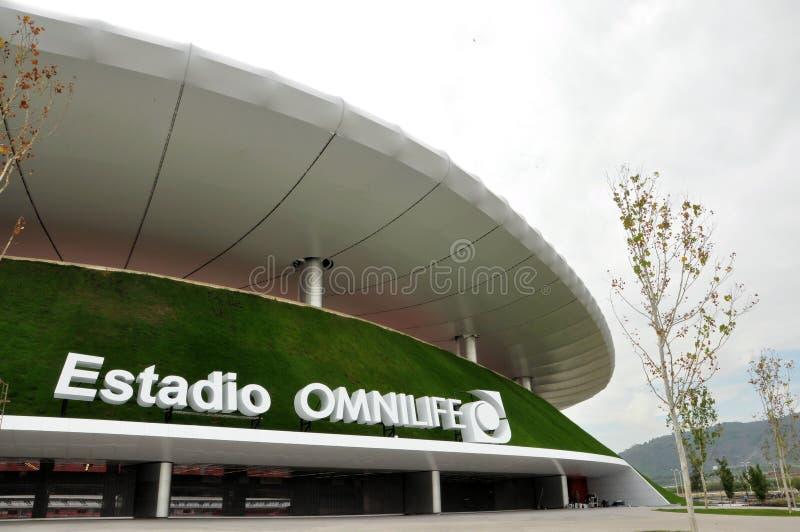Estadio de Guadalajara foto de archivo