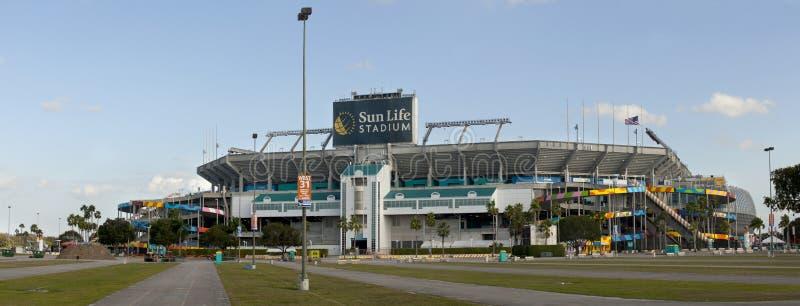 Estadio De La Vida De Sun - Miami La Florida Foto editorial