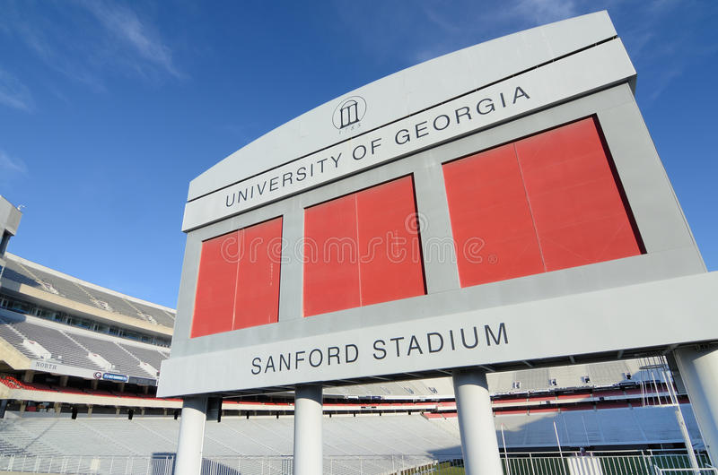 Estadio de Sanford fotos de archivo libres de regalías