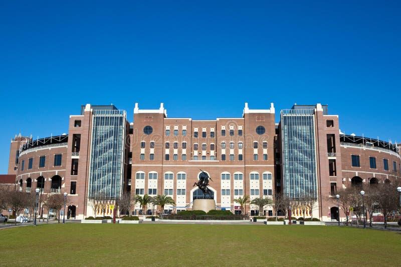 Estadio del complejo del centro de la universidad de estado de la Florida foto de archivo