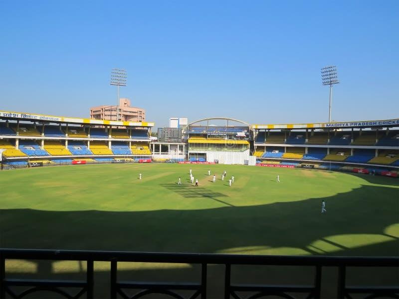 Estadio la India del grillo imagen de archivo