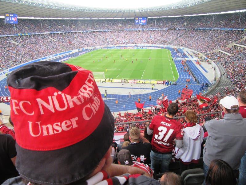 Estadio olímpico Berlín fotos de archivo