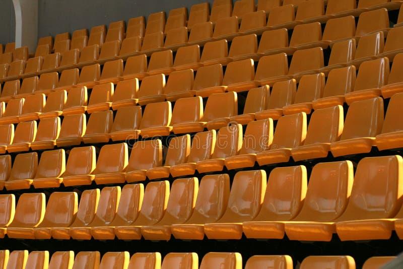 Estadio vacío imagenes de archivo