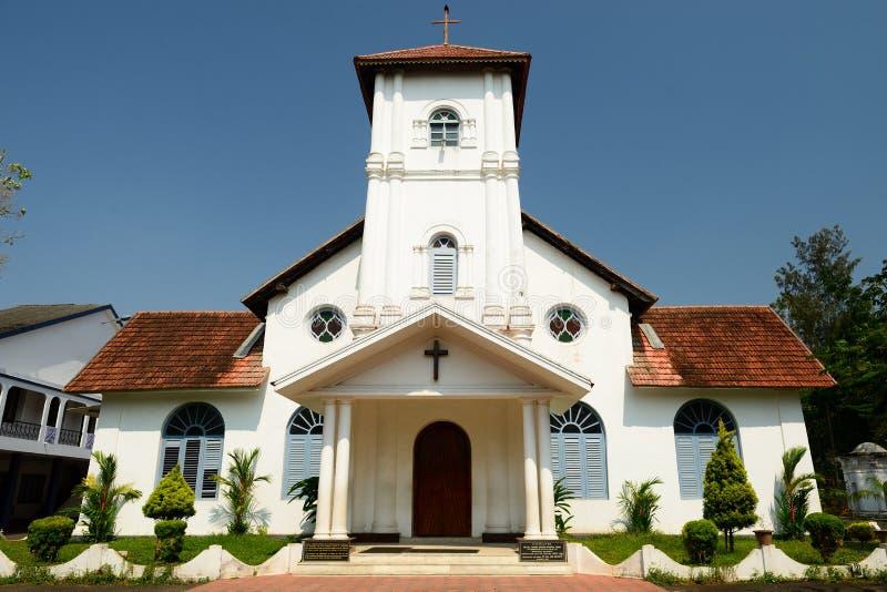 Estado de Kerala en la India imagen de archivo libre de regalías