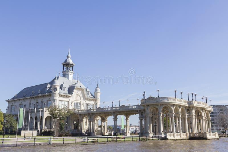 Estado de Tigre Buenos Aires/Argentina 06/18/2014  imagens de stock