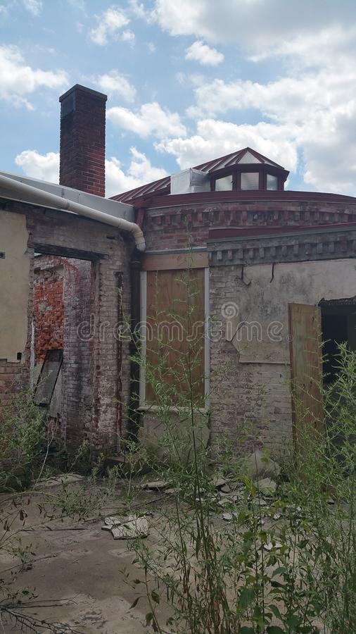 Estado del este Peniitentiary Philadelphia Pennsylvania imágenes de archivo libres de regalías