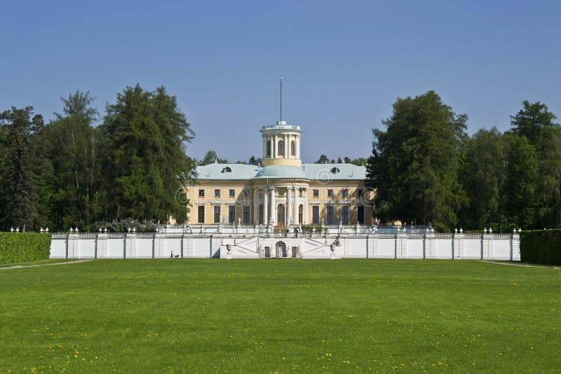 Estado del museo el Arkhangelsk fotos de archivo