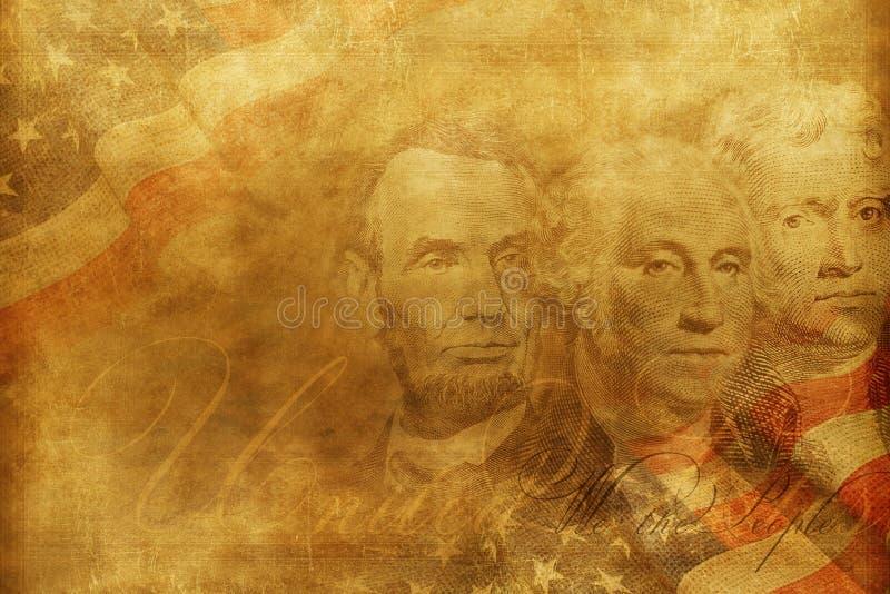 Estados Unidos da América ilustração royalty free