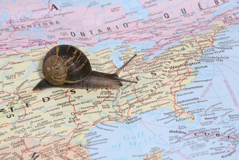 Estados Unidos viajam fotografia de stock