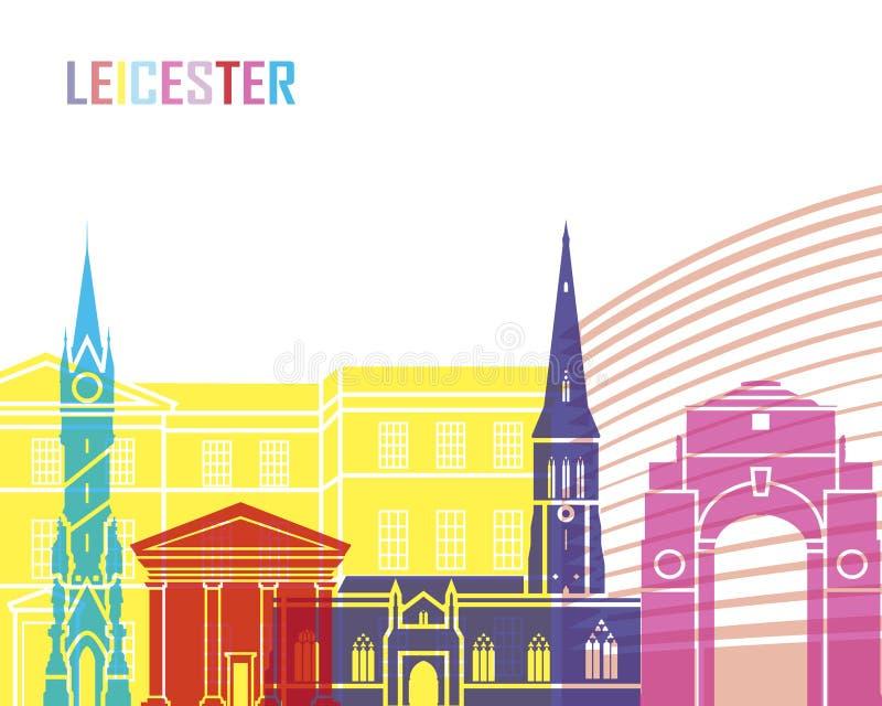 Estallido del horizonte de Leicester libre illustration