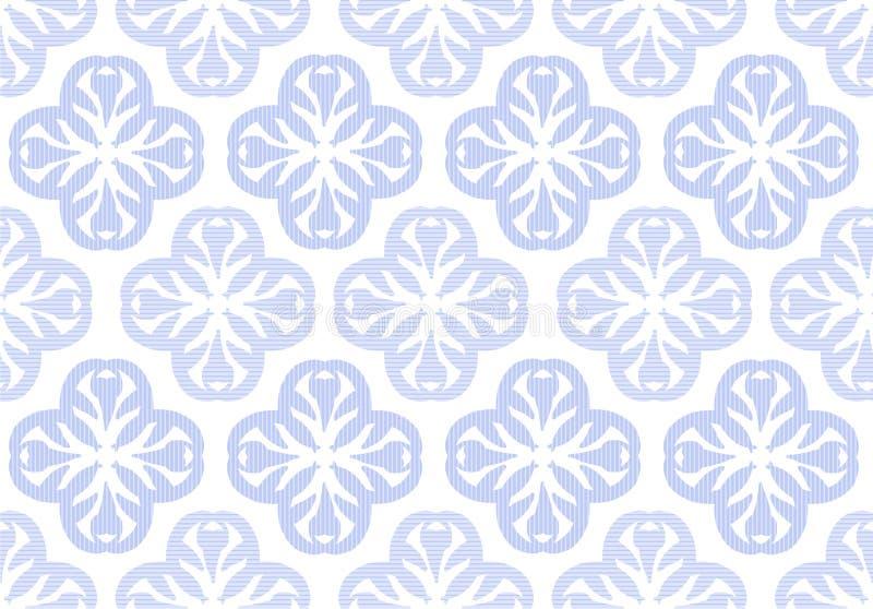 Estampados de flores inconsútiles del vector colección imagen de archivo libre de regalías