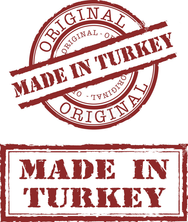 Estampille fabriquée à la main image stock